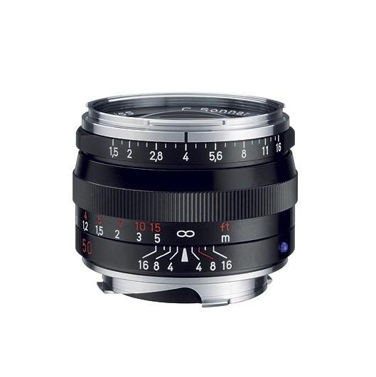 ff5729336bcc Normaloptik 50mm Leica CARL ZEISS OBJEKTIV C SONNAR T*1,5/50 ZM ...