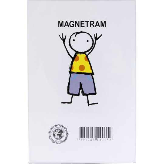 Kylskåpsram magnetram Passfotoram ID-RAM - Köp dem hos