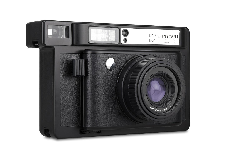 Lomo Instant Wide Black Instax Wide Film K 246 P Den Hos