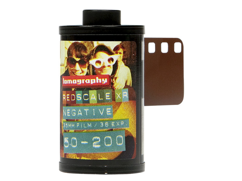 Film Emulsion Review: Lomography Redscale XR 50-200 (35mm ...