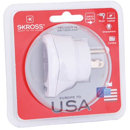 SKROSS reseasapter - USA
