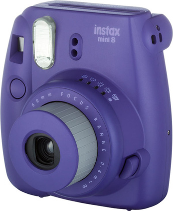Fujifilm Instax Mini 8 grape