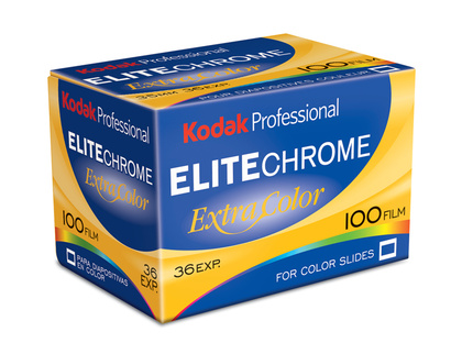 Kodak Elite Chrome Extra Color 100 135/36