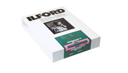 ILFORD MULTIGRADE ART 300  - 12,7X17,8 50 blad