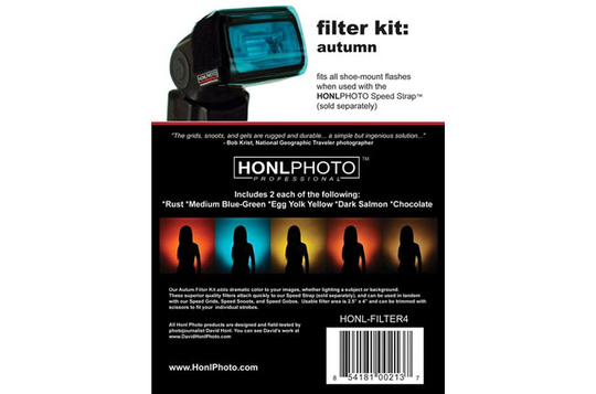 Honl Filter Kit - Autumn