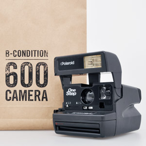 Refurbished 80 Style 600 Camera B Condition