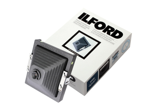 Pinhålskamera Titan ILFORD HARMAN PINHOLE PHOTOGRAPHY KIT