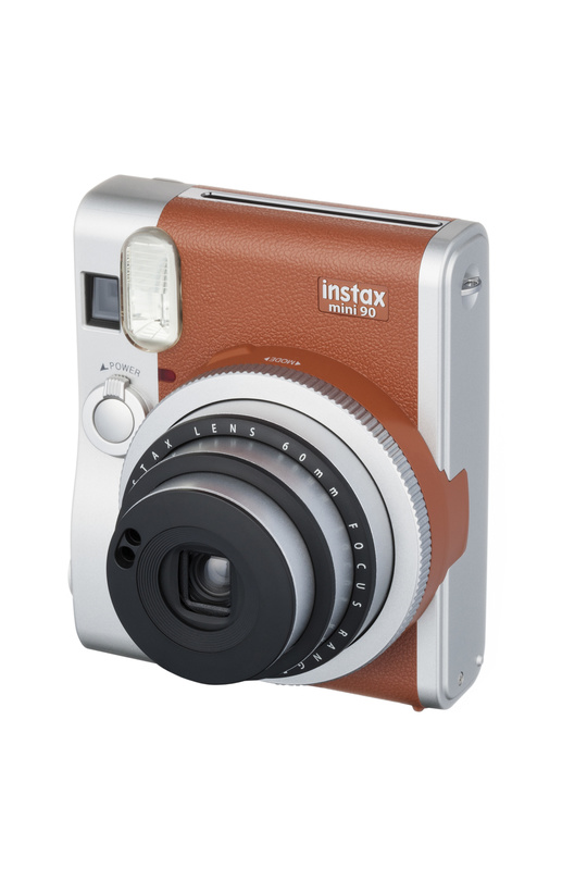 Fujifilm Instax Mini 90 brown Neo Classic KiT inkl. 1 st 2-pack film