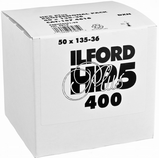 Ilford HP5 plus 135/36 ProPack 50