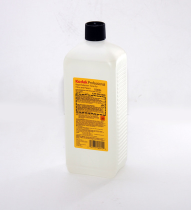 Kodak RAPID SELENIUM TONER for Films & Papers 1 Quart