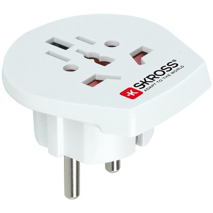 SKROSS reseadapter - EU