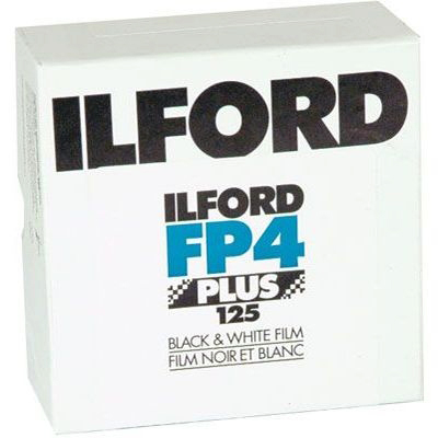 Ilford FP4 plus  135-30,5 meter