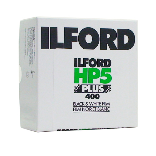 Ilford HP5 plus 135/17m