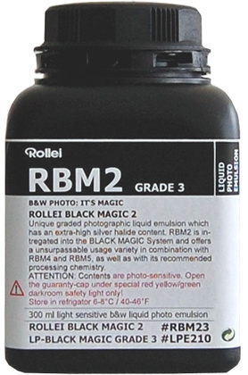 Rollei RBM 2 BLACK MAGIC GRADE 3 / 300ml
