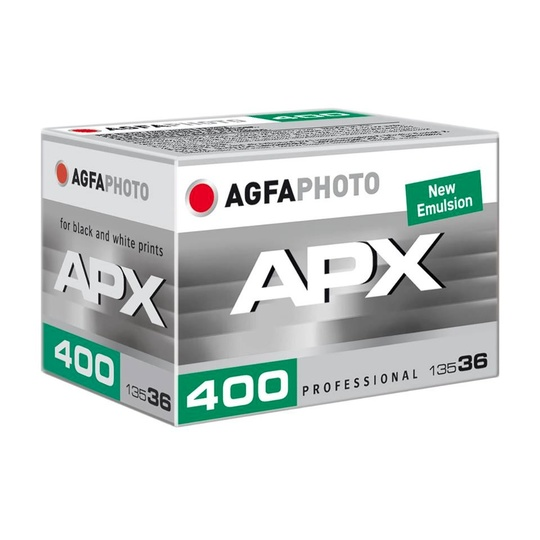 AgfaPhoto APX 400 - 135/36 (35 mm) NEW