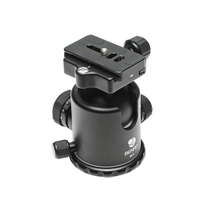 Kulled Benro B3 Ball Head + Quick Release Plate