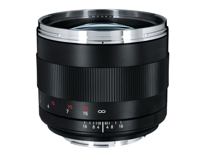 CARL ZEISS PLANAR T* 85MM F1,4 till Nikon