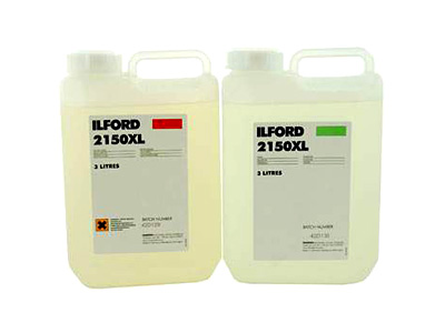 ILFORD FRAMKALLARE 2150 XL KIT+FIX 3+3L