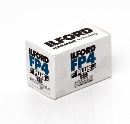 Ilford FP4 plus 135/24
