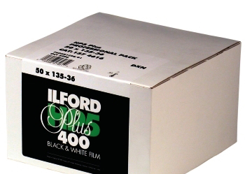 Ilford HP 5 plus 135/36 50-pack