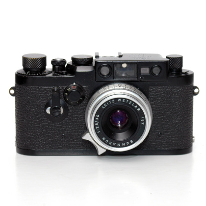 "Leica IIIf  ""Swedish Army"""