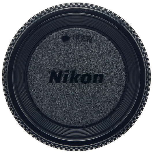 Nikon BF-1B Camera Body Cap for Nikon F