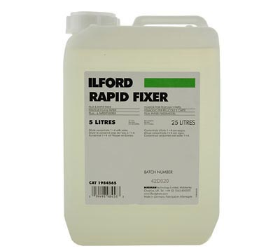 ILFORD RAPID Fix 5 liter