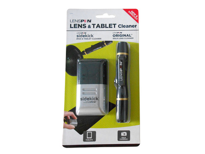 Ipadrengöring, linspenna LENSPEN LENS & TABLET CLEANER KIT
