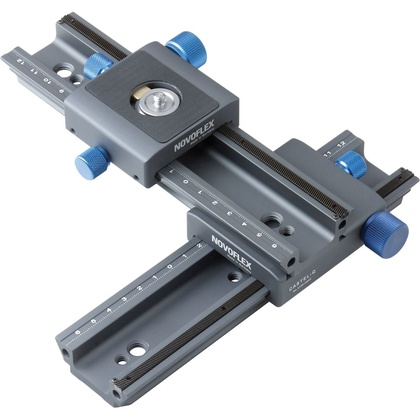 NOVOFLEX CROSS FOCUSING RACK MINICONNECT