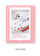 INSTAX MINI ALBUM -  Indi Pink