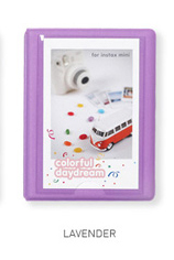 INSTAX MINI ALBUM - Lavender