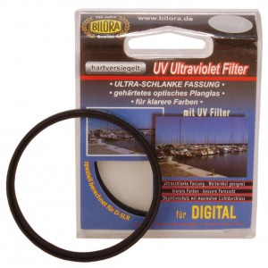 UV-filter 52 mm till Nikon 18-55 mm
