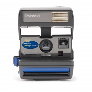 Polaroid 600 Camera - Talking Camera