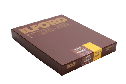 ILFORD MULTIGRADE FB WARMTONE 24K 20,3cm x 25,4cm, 25 Blad