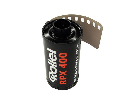 Rollei RPX 400 135-36 Film Bundle plus JCH Case