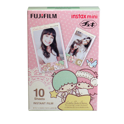 Fujifilm Instax Mini Little Twin Stars 10 bilder