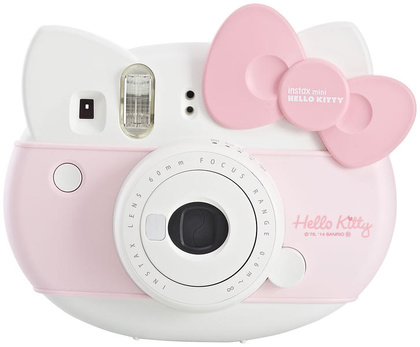 Polaroidkamera - Fujifilm Instax Mini Hello Kitty Set