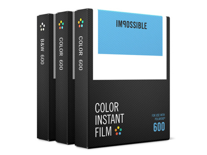 IMPOSSIBLE STARTER PACK 600 FILM