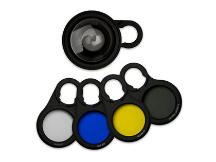 IMPOSSIBLE MINT LENS SET FOR SX-70 CAM