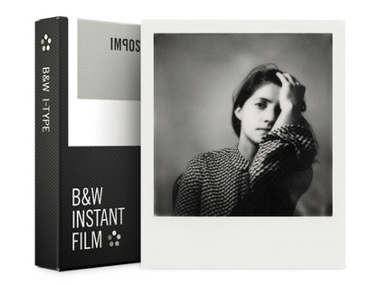 IMPOSSIBLE B&W FILM FOR TYPE I-1