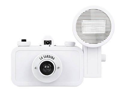 LOMOGRAPHY LA SARDINA & FLASH - DIY