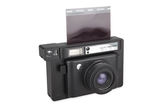 Lomo'Instant Wide Black + 3 LENSES