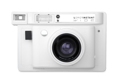 Lomo'Instant Wide White