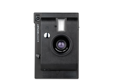 Lomo'Instant Black instax mini