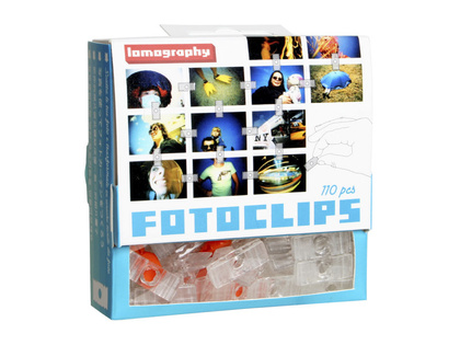 LOMOGRAPHY PHOTOCLIPS 110 PCS