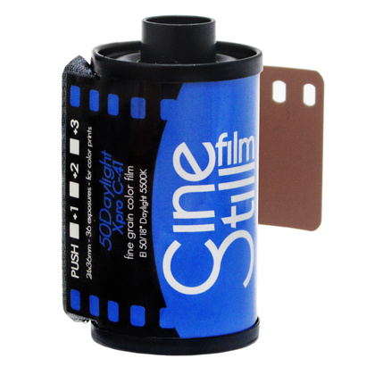 CineStill Xpro C-41 50 Daylight 135/36