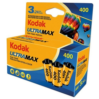 Kodak Gold 400 135/24 Ultra Max 3pack