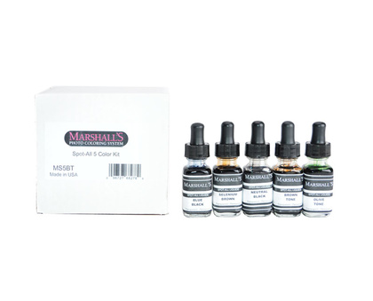 Retusch-KiT BKA Marshall 5x 15ml
