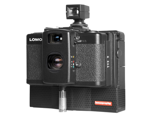 LOMOGRAPHY LC-A+ INSTANT CAMERA