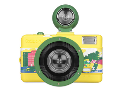 LOMOGRAPHY FISHEYE NO 2 -  Brazilian Summer